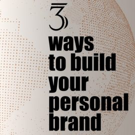 9:16 PowerPoint Video Template on Building Personal Brand