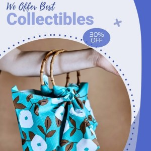 PPT Video Ad for Trendy Tote Bags Furoshiki