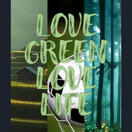 Instagram Story - Love Green Love Life