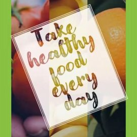 Instagram Story - Healthy Food Every Day