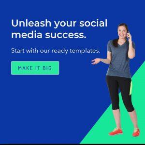 Social Media Video Template - Social Media Success