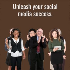 Animated Video Template - Social Media Success