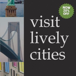 Instagram Marketing Template - Visit Lively Cities