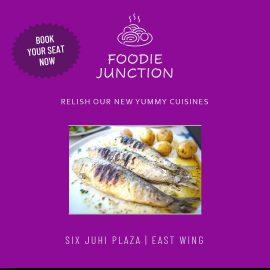 Facebook Video Ads - Foodie Junction Shop