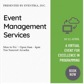 Video Ads Template - Event Mangement Services