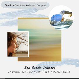 Facebook Video Ads - Beach & Cruising Adventure