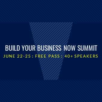 PPT Promo Video on Business Summit Invite
