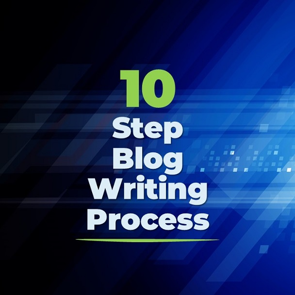PowerPoint Instructional Video Template on 10 Blogging Tips
