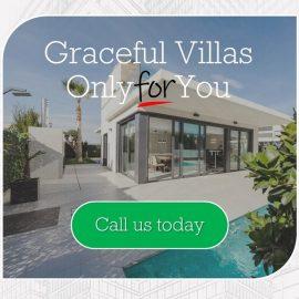 1:1 Vertical PowerPoint Video Template - Graceful Villas