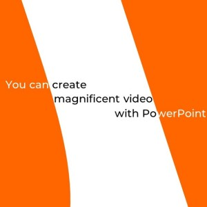 Kinetic Typography PowerPoint Video Template