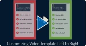 Customizing PowerPoint Video Template SKU: 715VE
