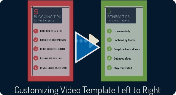 Customizing PowerPoint Video Template SKU: 715VE