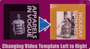 Customizing PowerPoint Video Template SKU: 740SQ