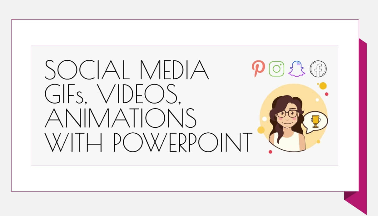 Download FREE PowerPoint Video Templates for Social Media Sales Video & Video Ads