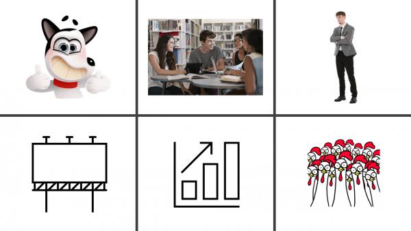 Using PowerPoint stock media