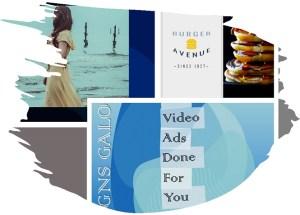 Shop 4:5 vertical PowerPoint video templates